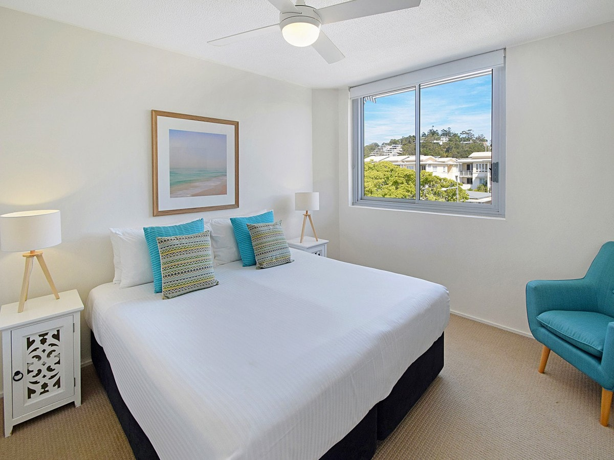 Fairshore Noosa 32 - Master Bedroom
