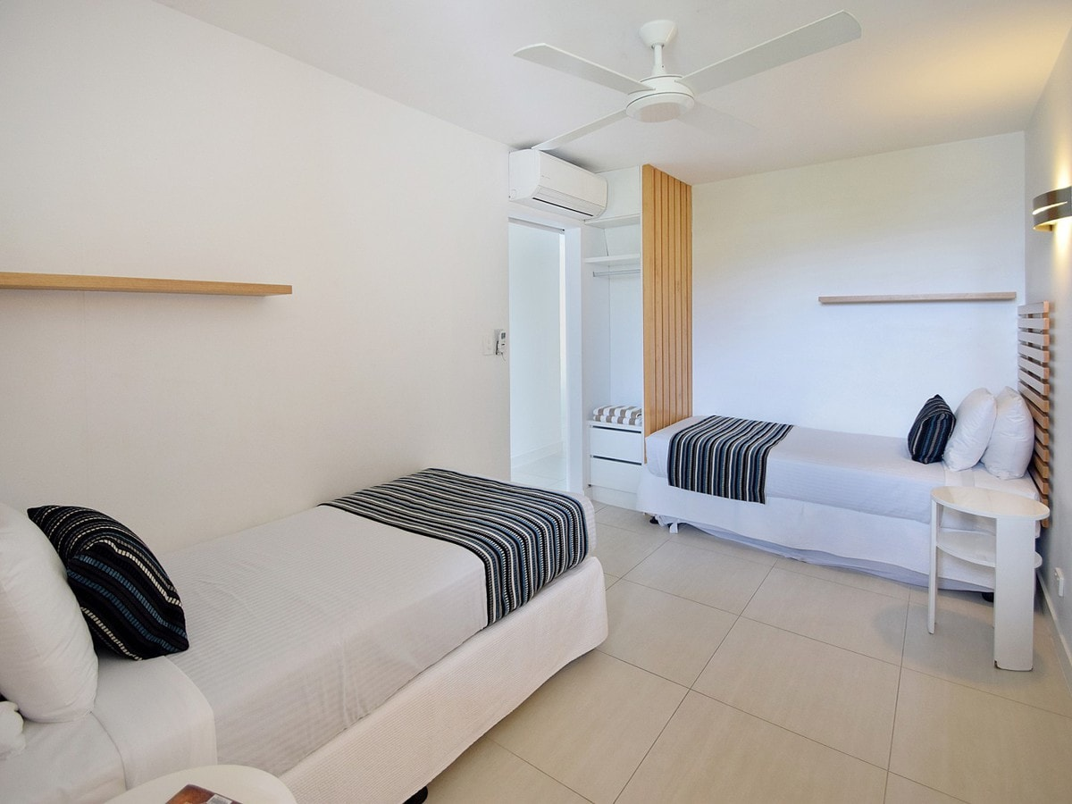 Fairshore Noosa 36 - 2nd Bedroom