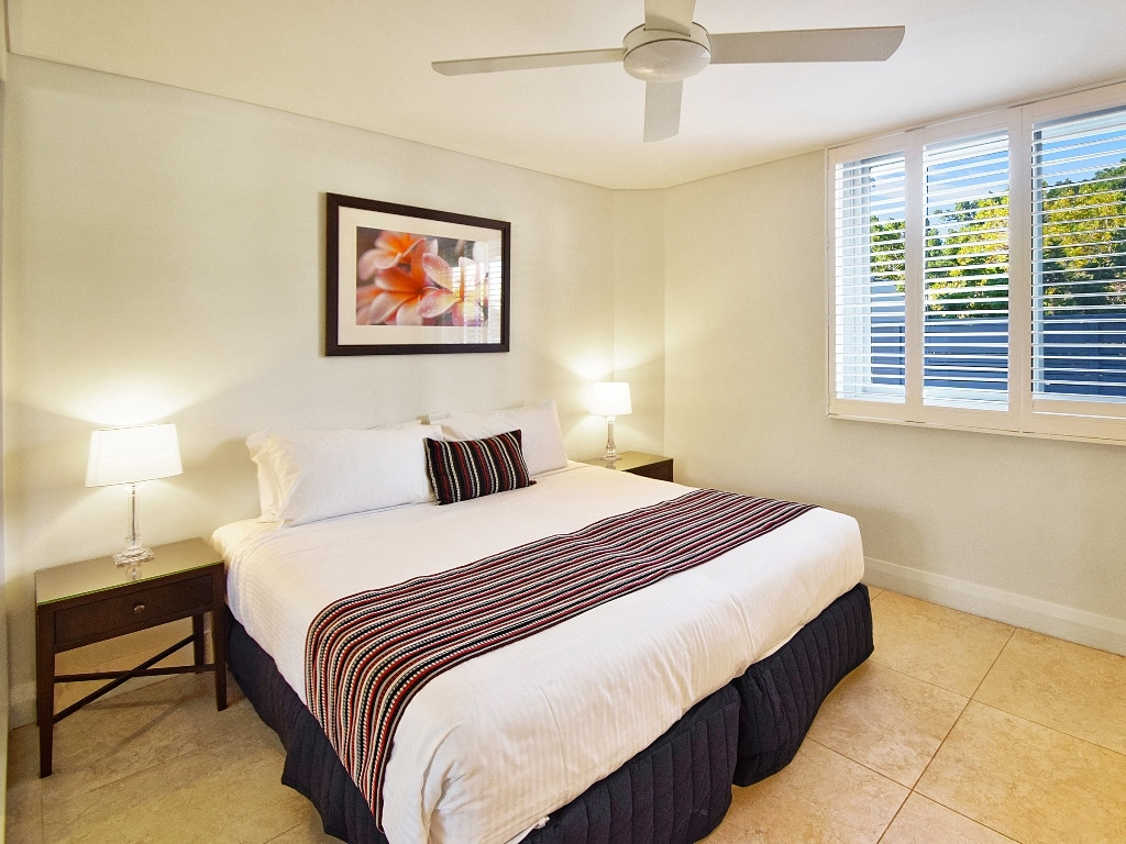 Fairshore Noosa 18 - Master Bedroom